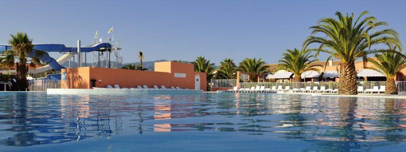 piscine californienne