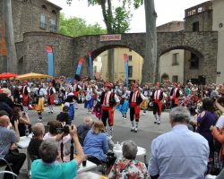 Danse traditionnelle catalane