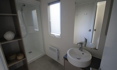 Mobil home Excellence 4/6 places-salle de bain