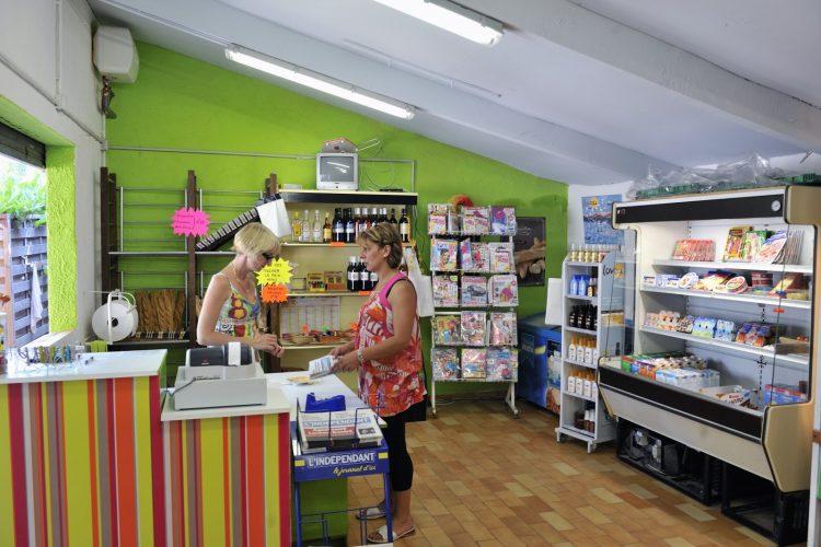 commerces: épicerie de dépannage