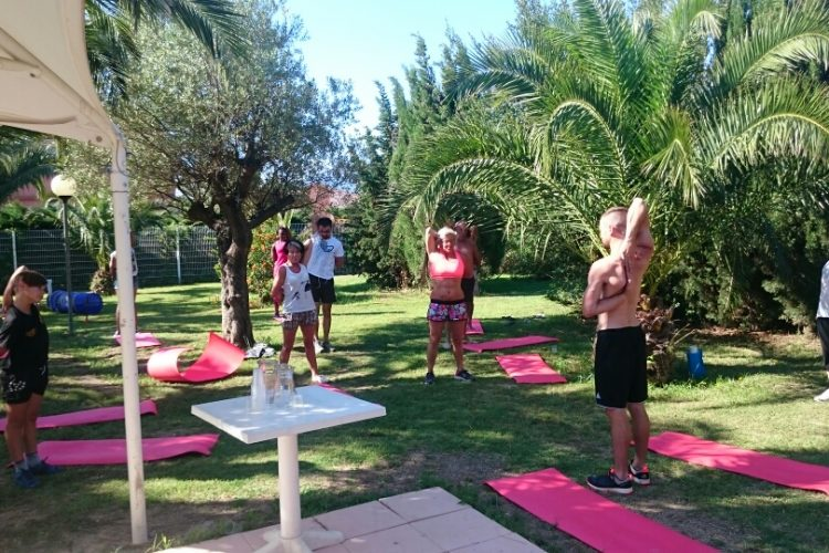 Animations familiales sportives