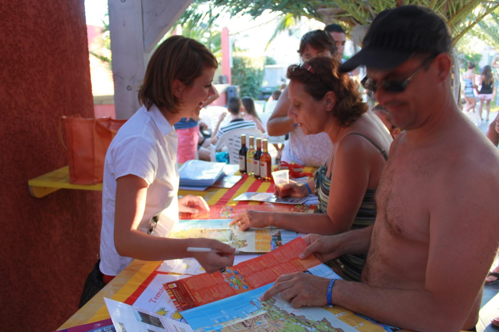 Services informations touristiques