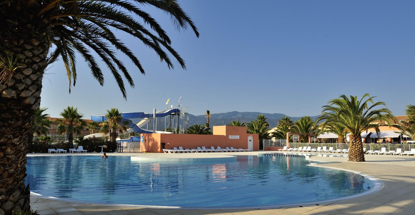 Campsite Argeles sur Mer Del Mar Village ****