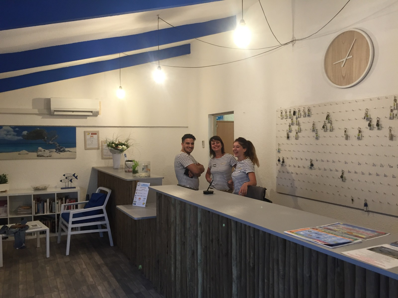Services réception