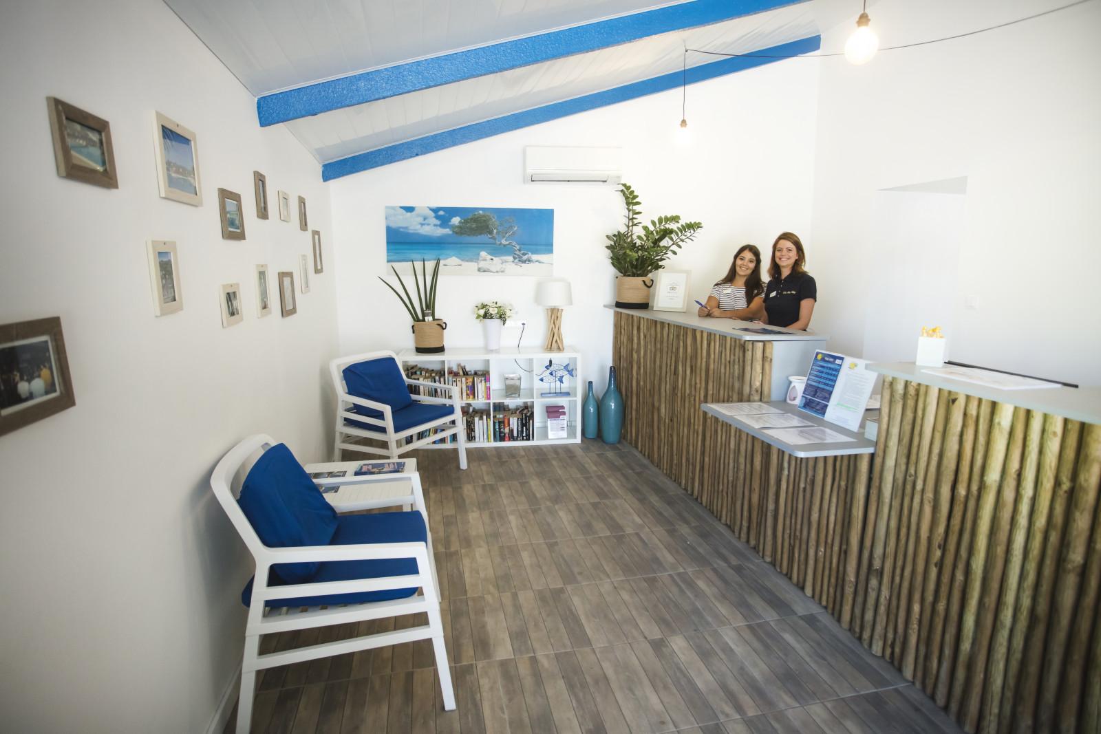 Réception Del Mar village